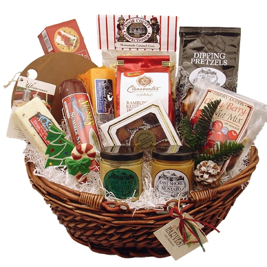 Wisconsin Gift Baskets