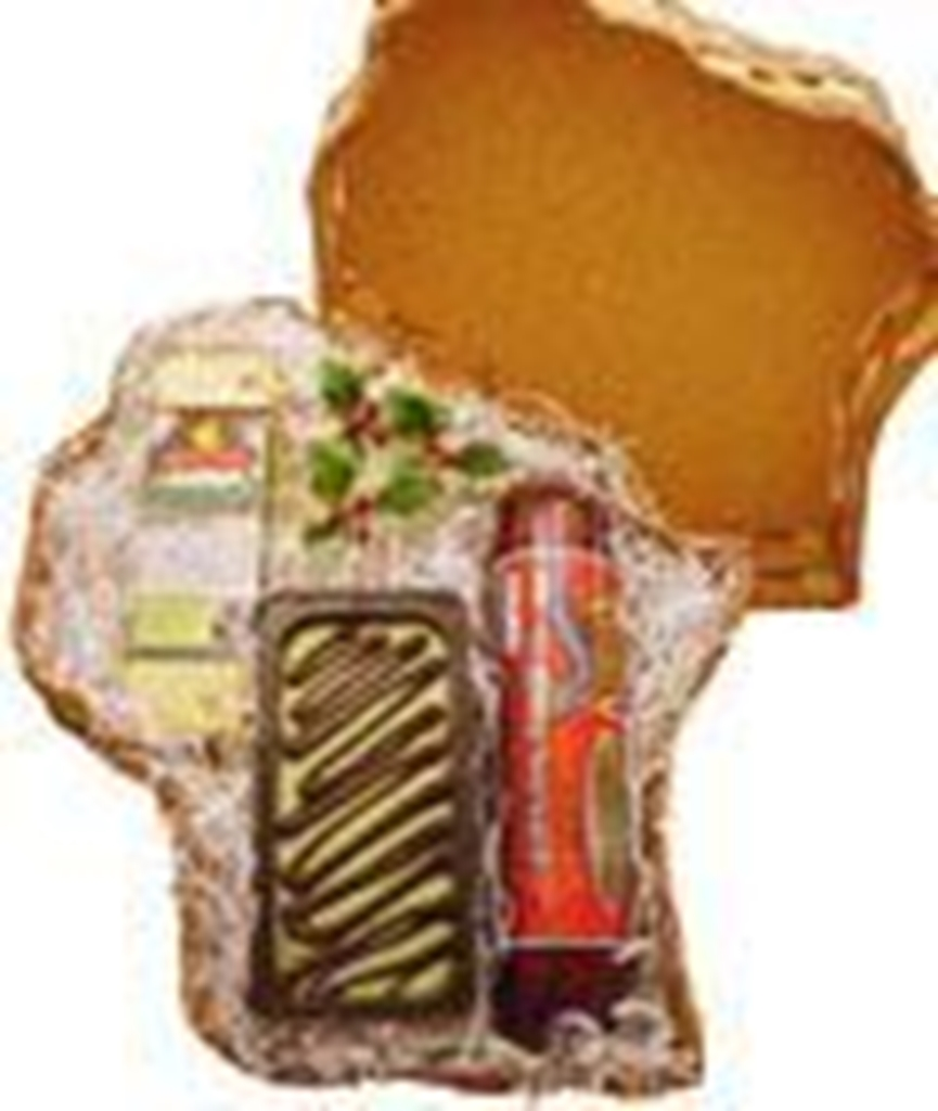 Picture of Cheese, Sausage, Fudge Wisconsin Basket