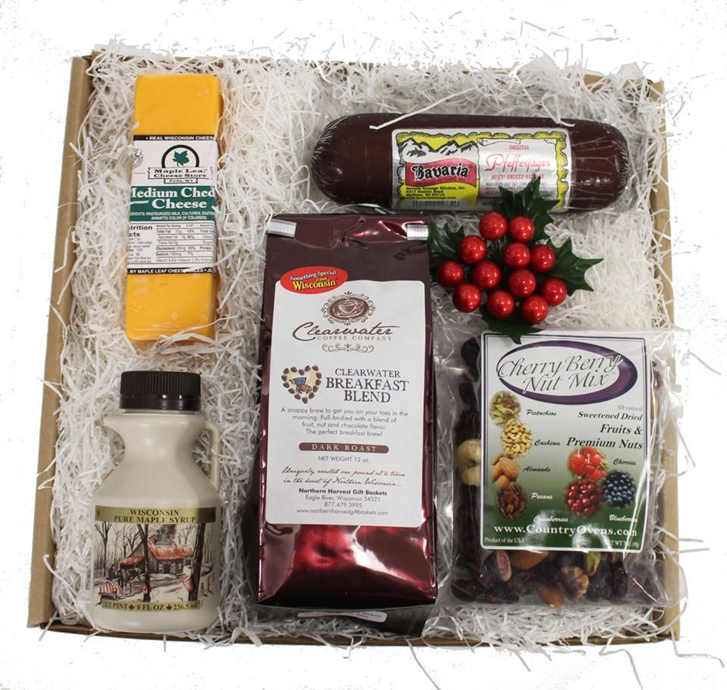 Picture of Give A Little Wisconsin Gift Box
