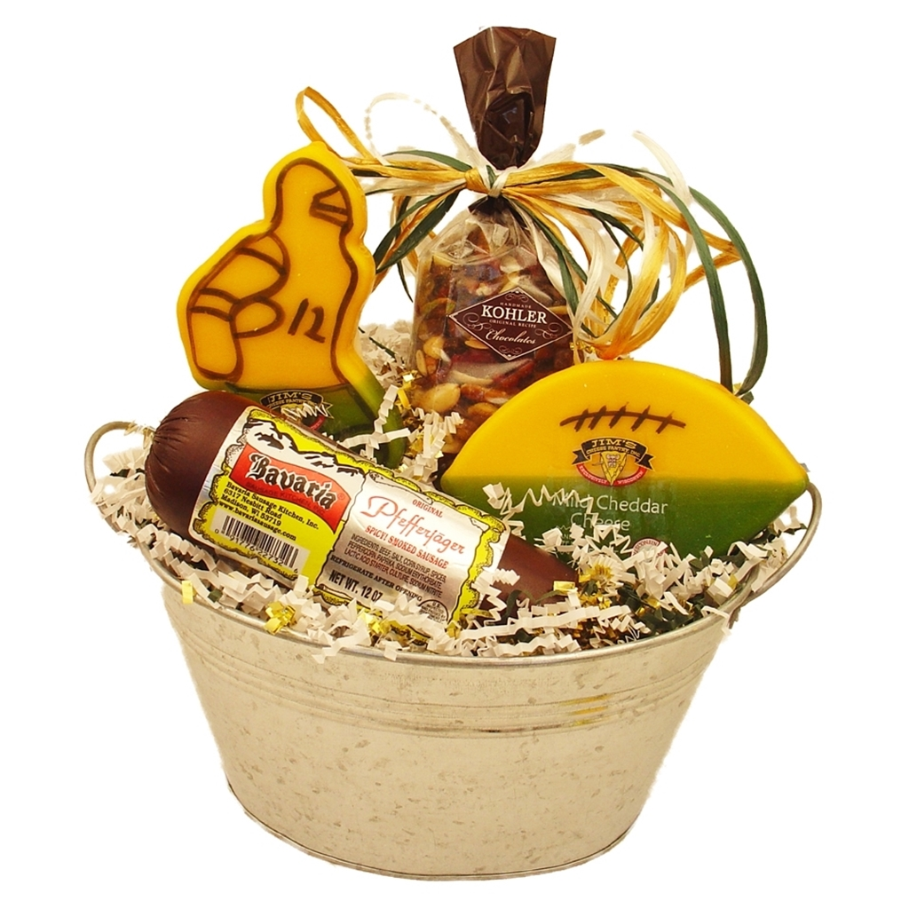Picture of Game Day Snacks Gift Bucket