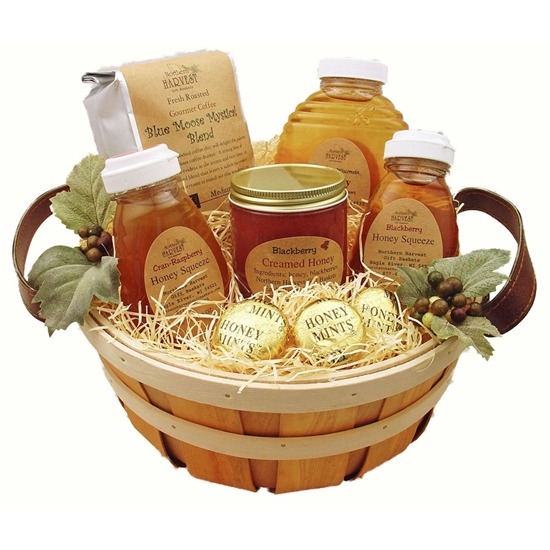 Picture of Hooray For Honey Gift Basket