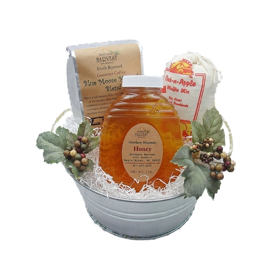 Picture of Honey Muffins & Jo Gift Bucket