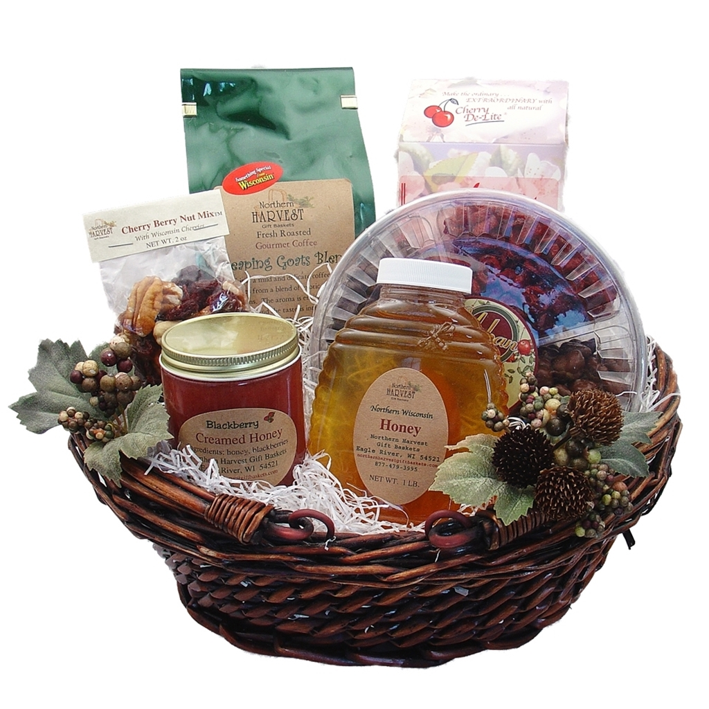 Picture of Wisconsin Memories Gift Basket