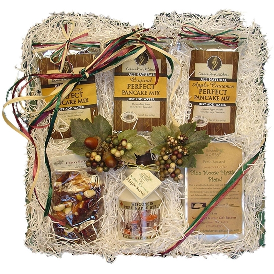 Picture of Wisconsin Breakfast Favorites Gift Box