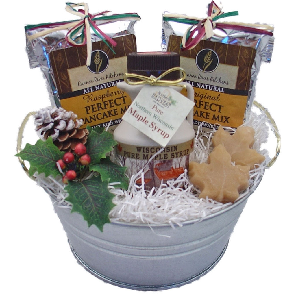 Picture of Simply Maple Christmas Bucket