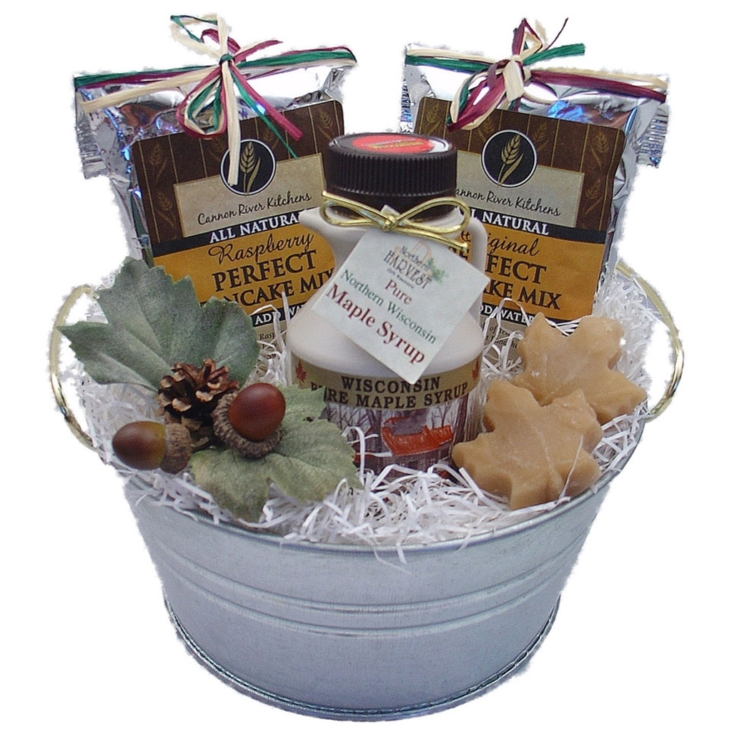 Picture of Simply Maple Gift Bucket