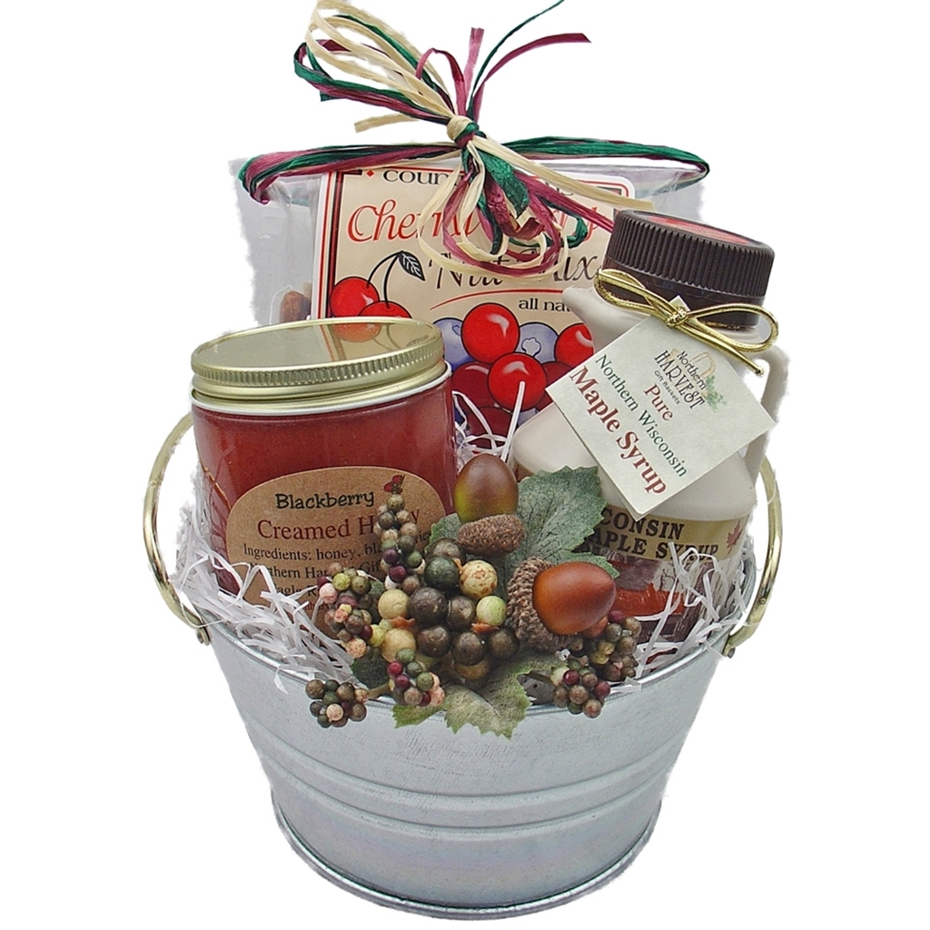 Picture of Sweet & Simple Holiday Gift Bucket