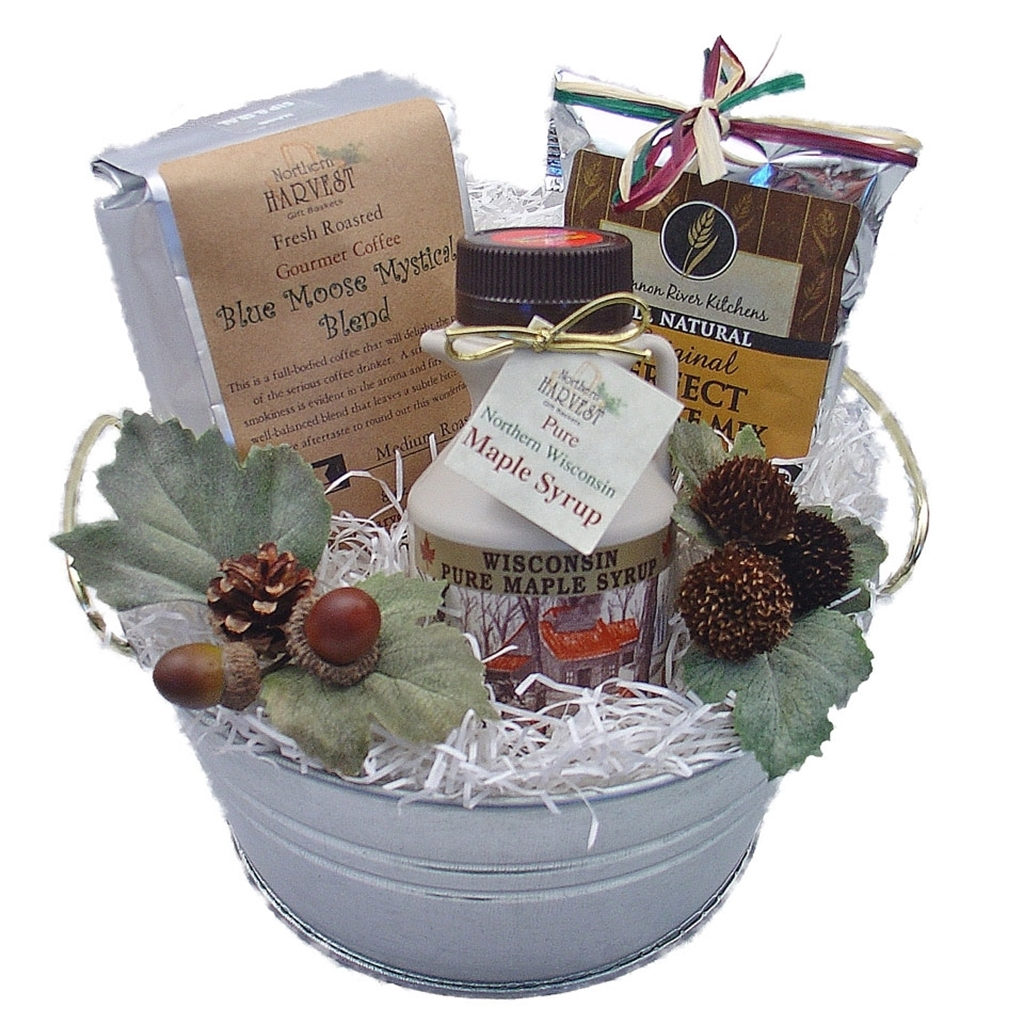 Picture of Good Morning Breakfast Gift Bucket