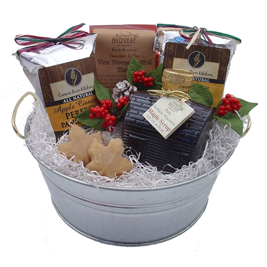 Picture of Upnorth Wisconsin Gift Bucket