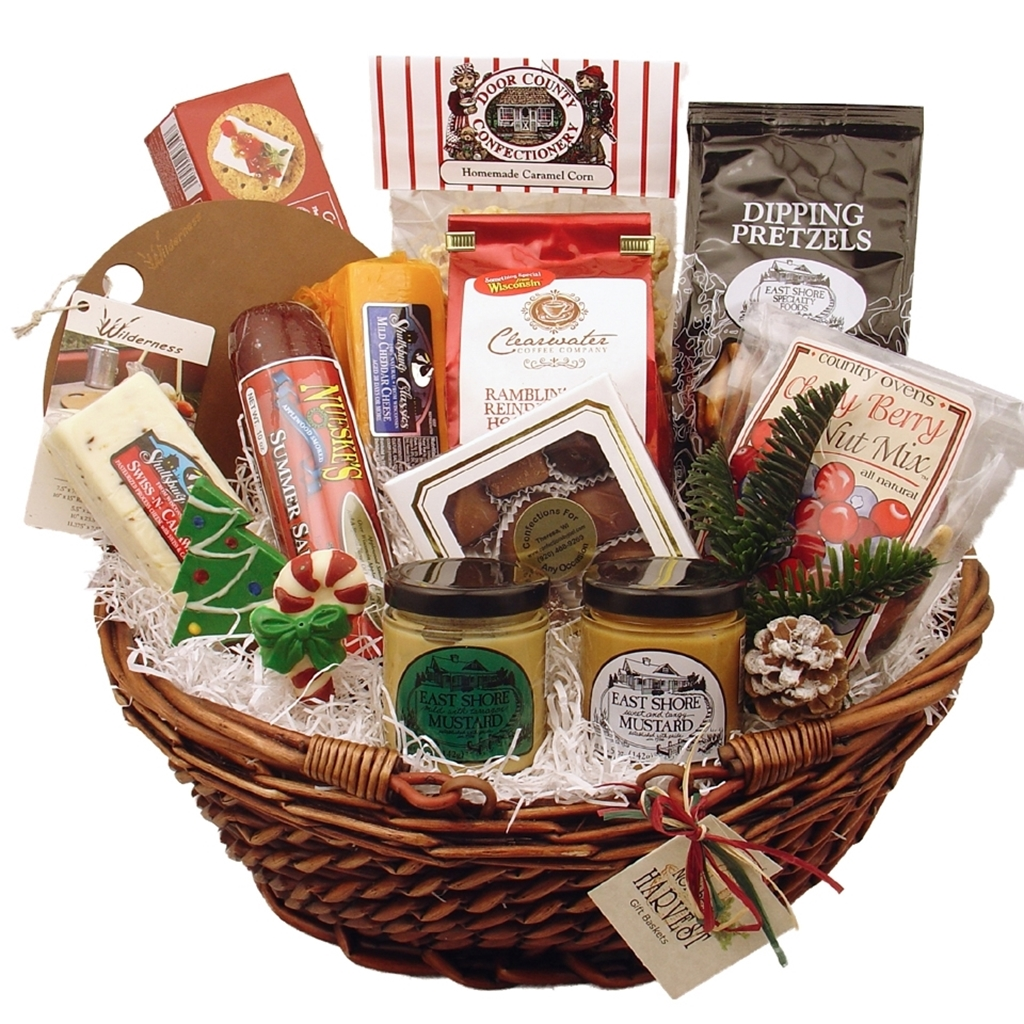 Picture of Season Of Thanks And Sharing Gift Basket