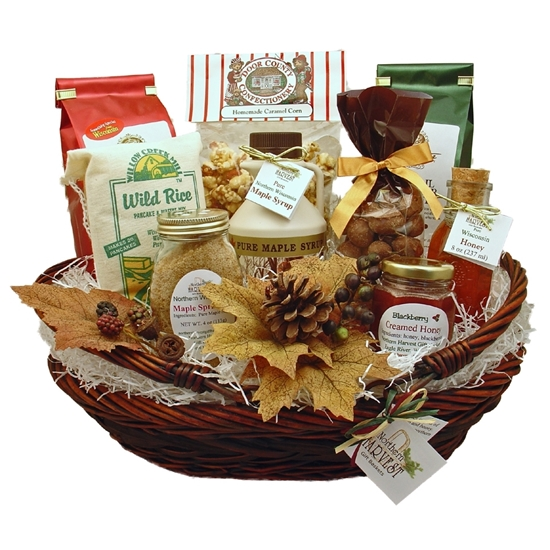Picture of Wisconsin's Best Gift Basket