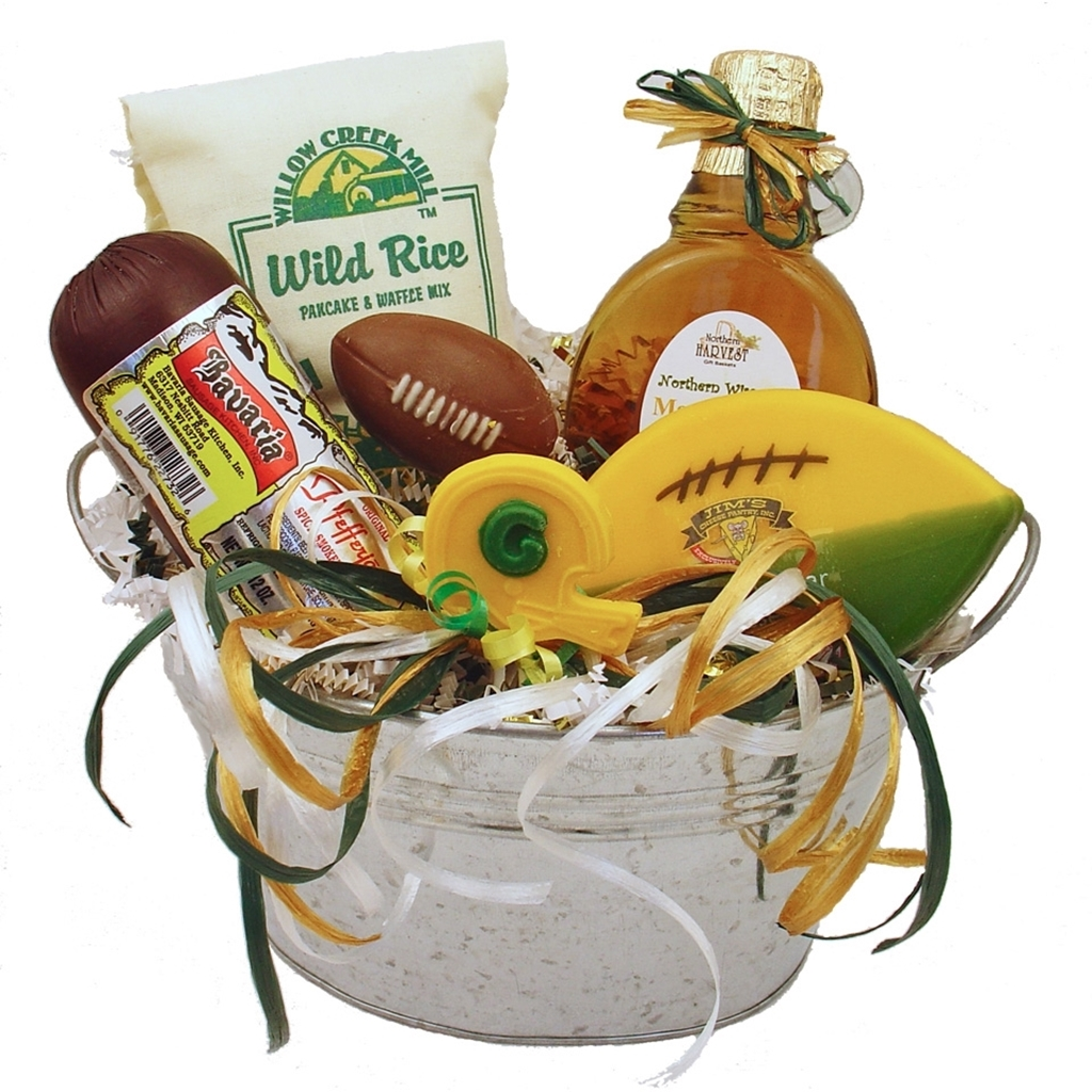 Picture of Breakfast To Half Time Gift Bucket